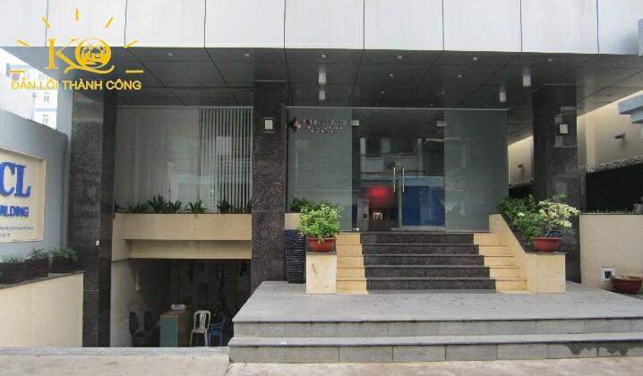 Phía trước SGCL building